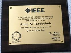 IEEE Senior Membership