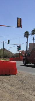 California Portable Signals