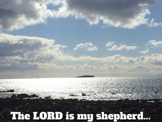 The LORD is my shepherd..