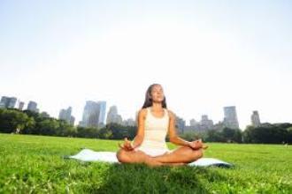 Gaining Strength Through Meditation