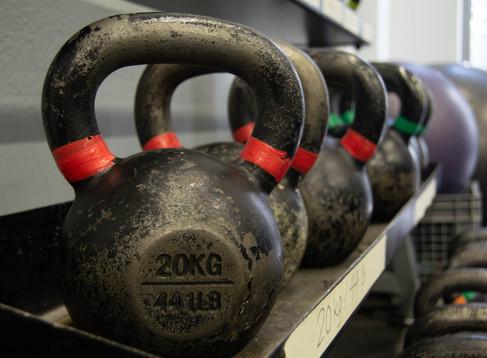THP Workout