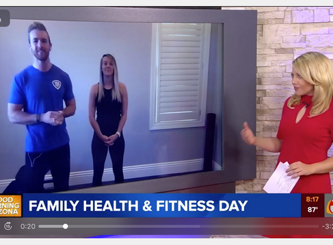 Family Fitness Day