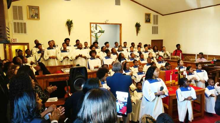 MLK Children's Choir