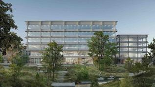 Neubau ZHAW Winterthur