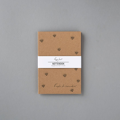 'People to remember' Notebook