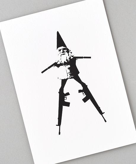 GUN GNOME