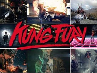 胡扯闲谈| Kung Fury, 80年代梗在社群时代的逆转胜