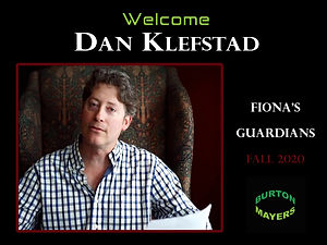 Welcome Dan Klefstad.jpg