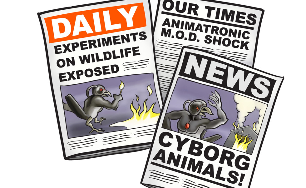 Cyborg Scandal!