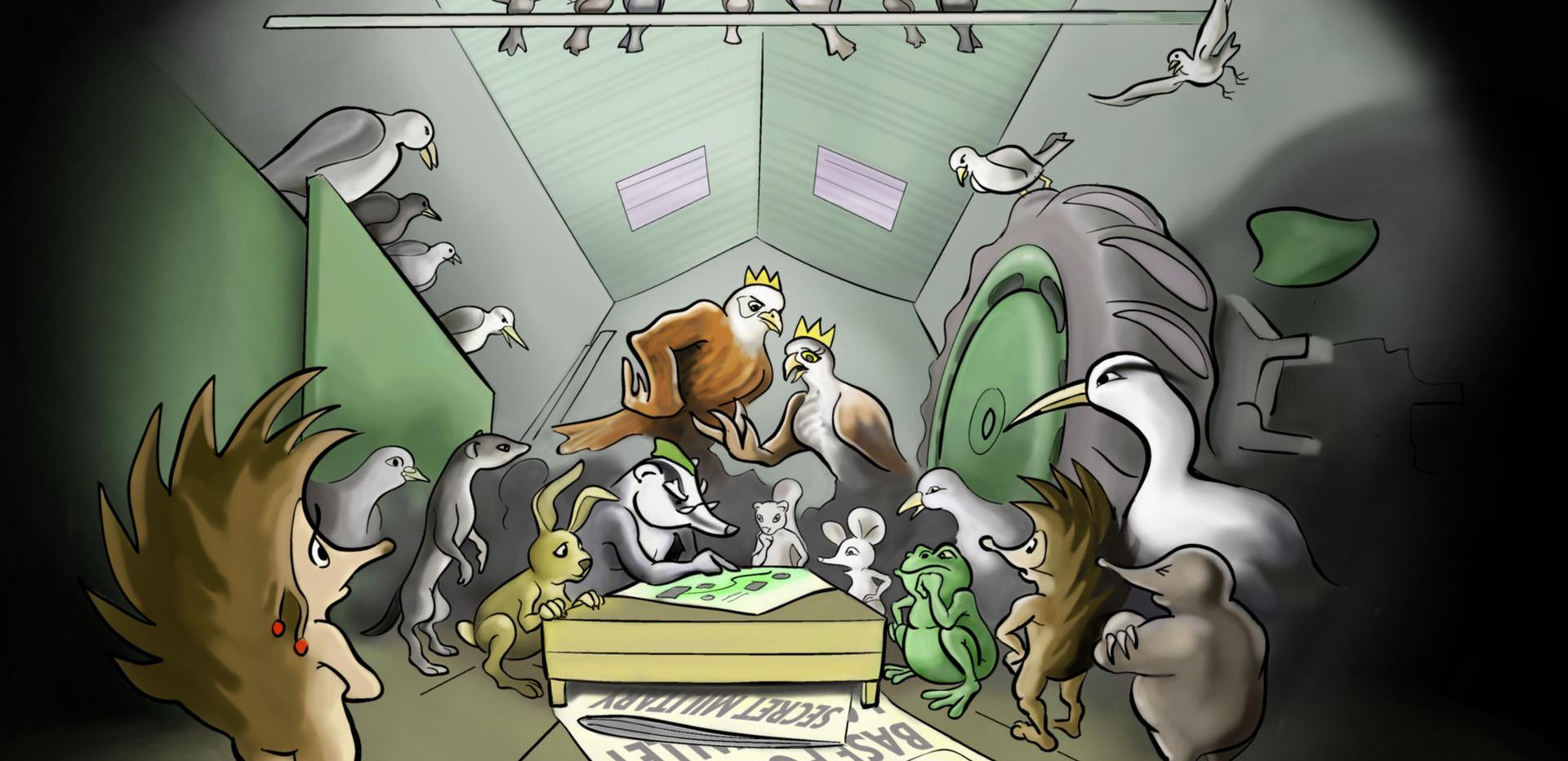 Greenacres Animals Meet