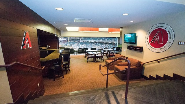 Suite 70, Chase Field