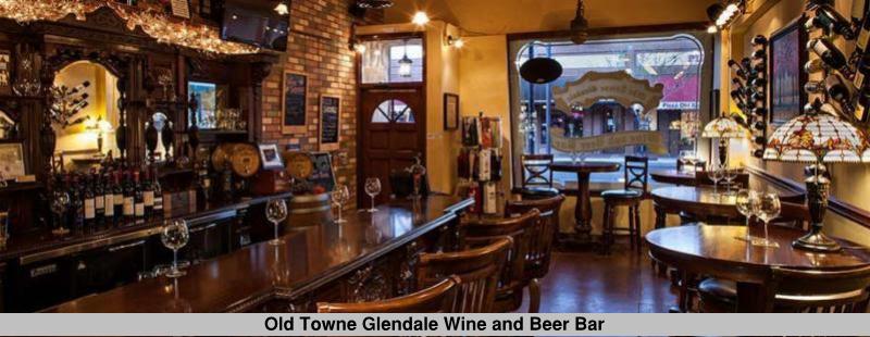 Olde Towne Glendale Wine & Beer Bar