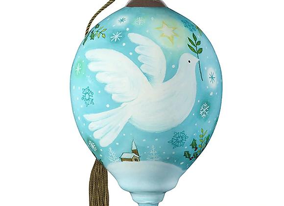 """""""Peace On Earth"""" Ornament"""