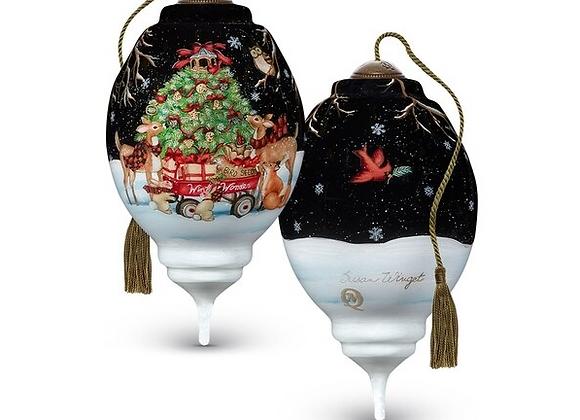 """Winter Wonder"" Ornament"