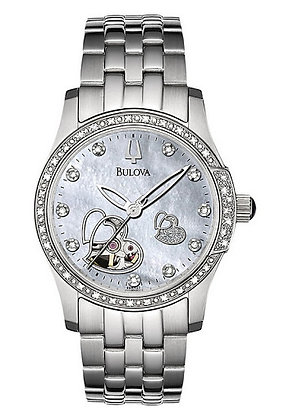 Bulova Ladies Watch - Mother of Pearl Face
