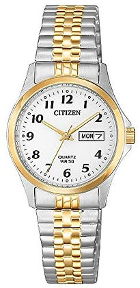 CITIZEN QUARTZ LADIES 2 TONE