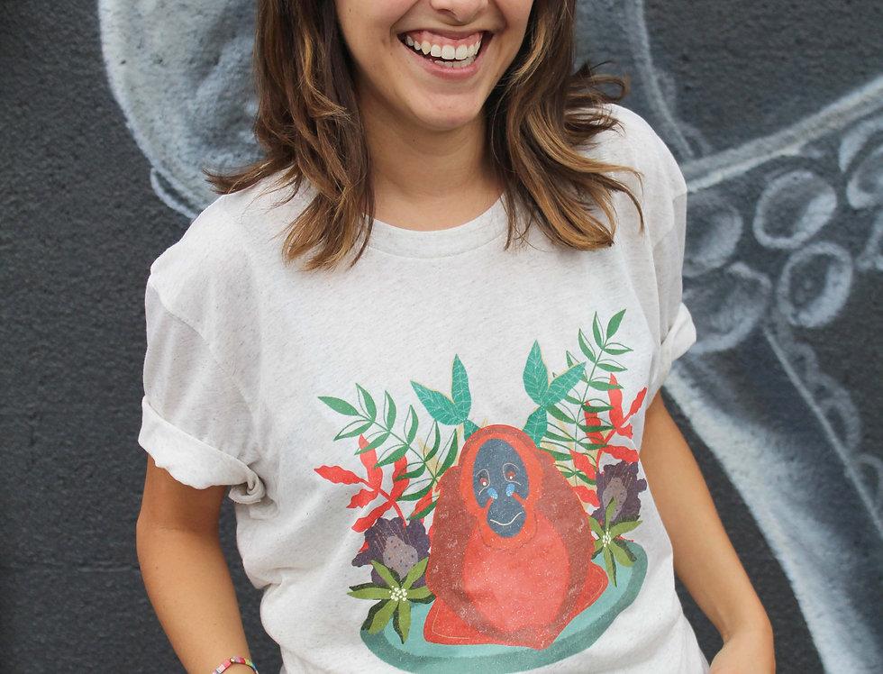 Playful Orangutan T-Shirt
