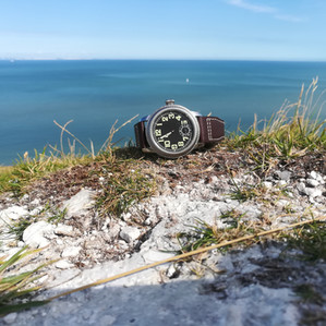 Visting the Norman coast