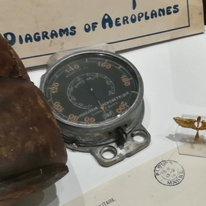WWI Altitude meter, one of the inspiration sources for our timepieces