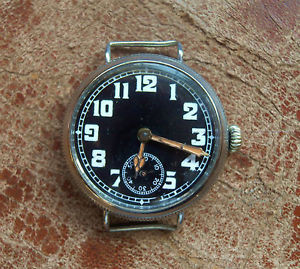 Original WWI watch, the inspiration for our NP-11 model