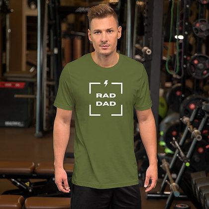 Rad Dad Short-Sleeve Unisex T-Shirt