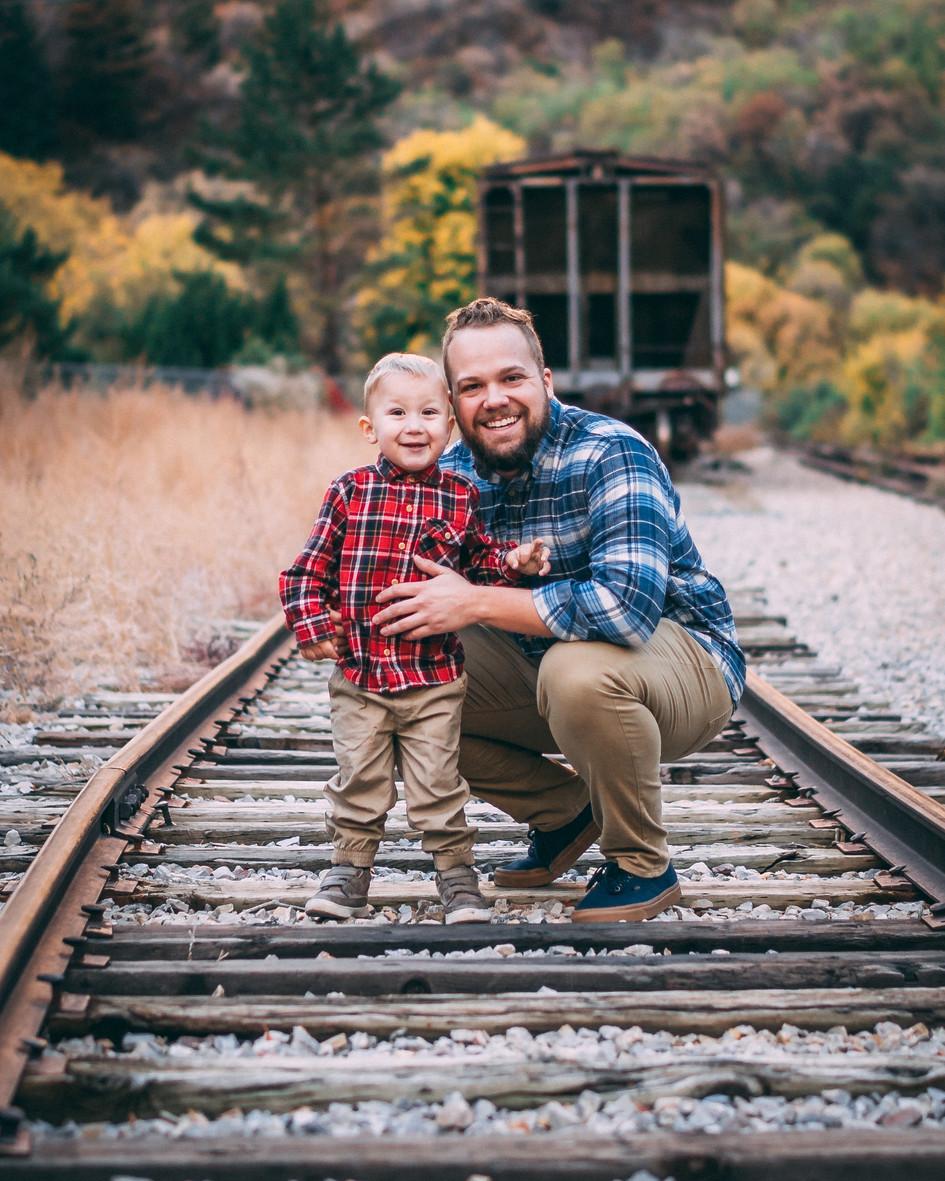 Fall Family Photo Utah County