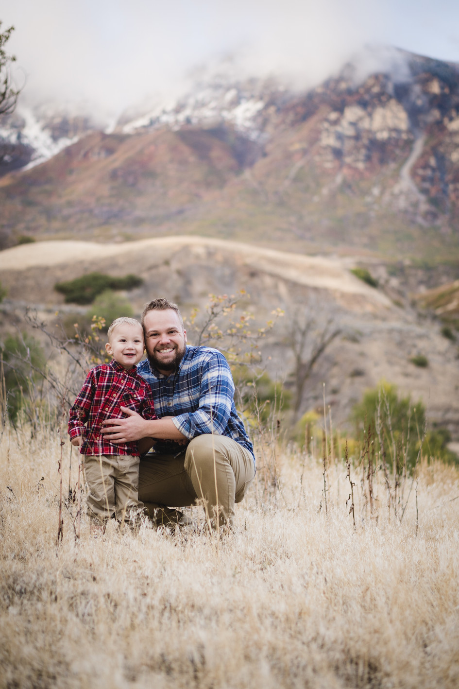 Family Portraiture In Utah County