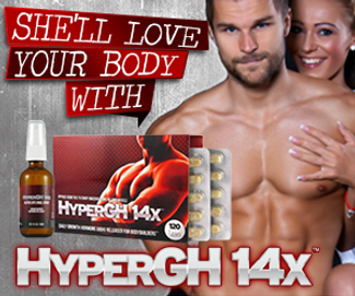Grow muscle with hgh supplement