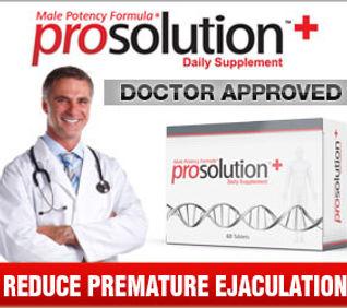 Cure premature ejaculation supplement