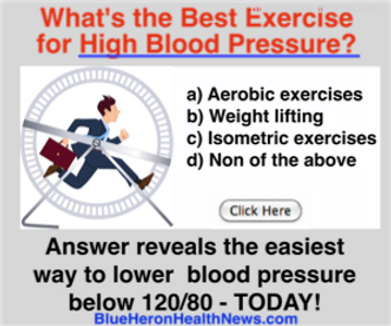 Best exercises for high blood pressure image
