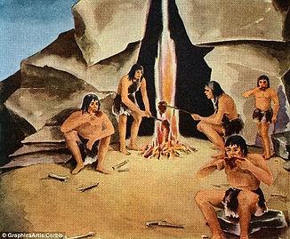 Our cavemen ancestors eating Paleo Diet?