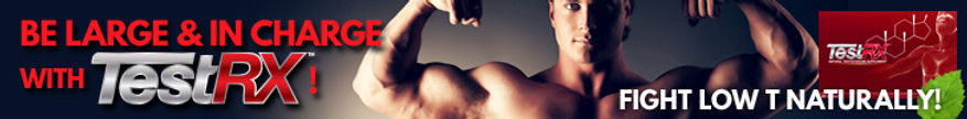 Build big muscles with testosteone booster