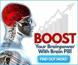 Boost brain power supplement