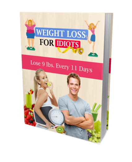 Weight loss diet for idiots img