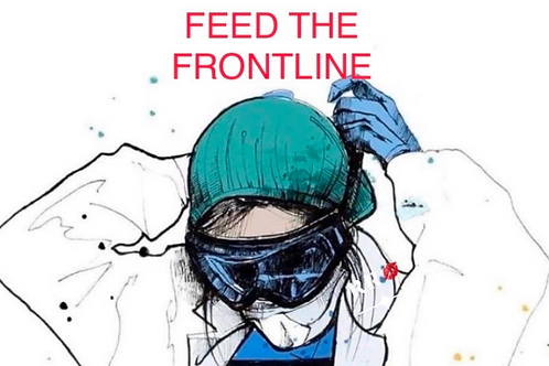 Help Feed the Frontline Fighting COVID-19 in Los Angeles