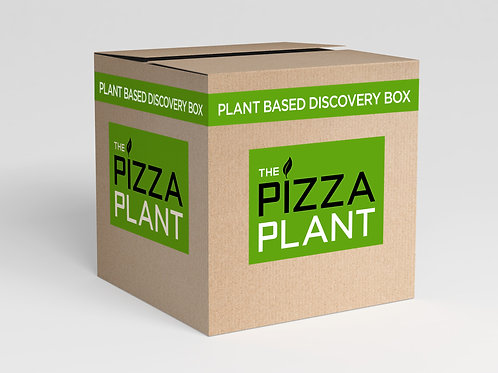 The Plant Based Discovery Box