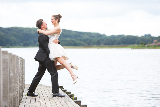 After-Wedding Shooting an der Schlei
