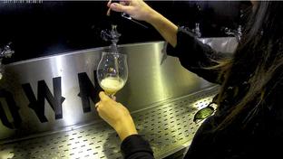 Cervejas artesanais fazem sucesso entre curitibanos