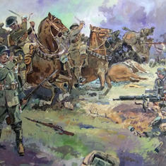Attack at Moreuil Wood, March 30, 1918.j