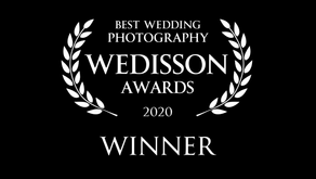 Best Wedding Photography Award!