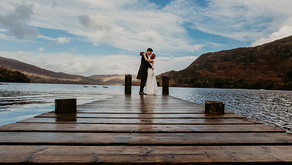 A Beautiful Intimate Wedding Set In The Stunning Surroundings of the Lake District.