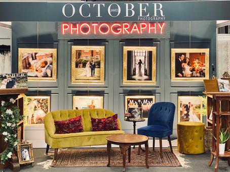 October James Photography at EDP Bride Magazine Wedding Show