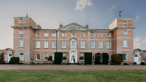 A Winter Wedding at Kimberley Hall near Norwich