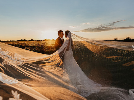 A Wonderful Wedding at Hunters Hall in the picturesque Norfolk Countryside
