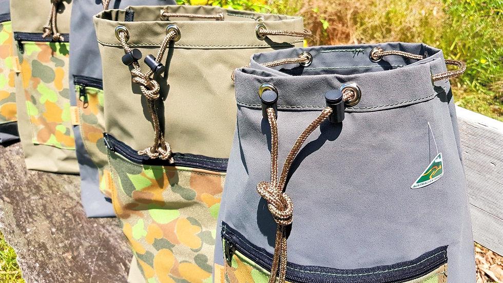 4558 Canvas Duffel Bag ~ Small