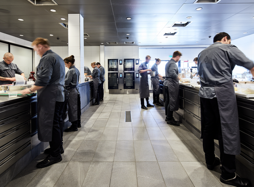 HOUNÖ supplies combi ovens to Alchemist restaurant in Copenhagen