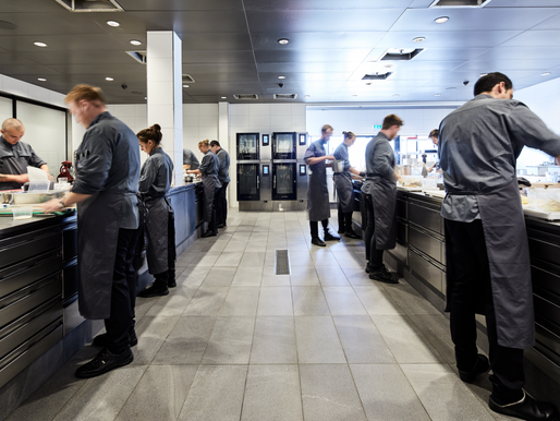 HOUNÖ supplies combi ovens to Alchemist restaurant in Copenhagen