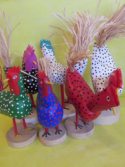 Navajo Chickens