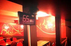 Limiteur 93 décibels maximum