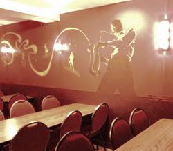 Salle 2 fresque